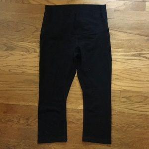 Old navy maternity capris, active, small